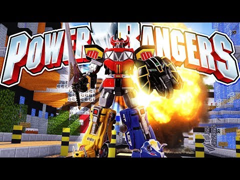 POWER RANGERS - RISE OF THE MEGAZORD!!!