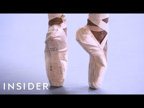 How Ballerinas Customize Their Pointe Shoes