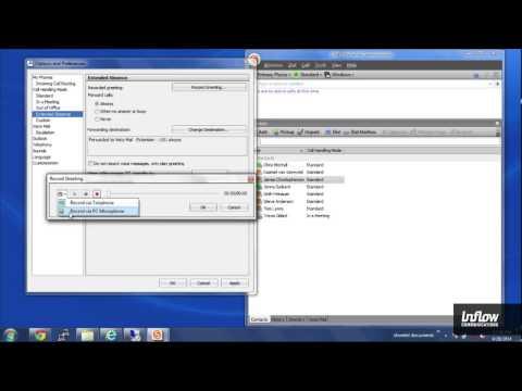 Learning ShoreTel® Communicator with Inflow Communications