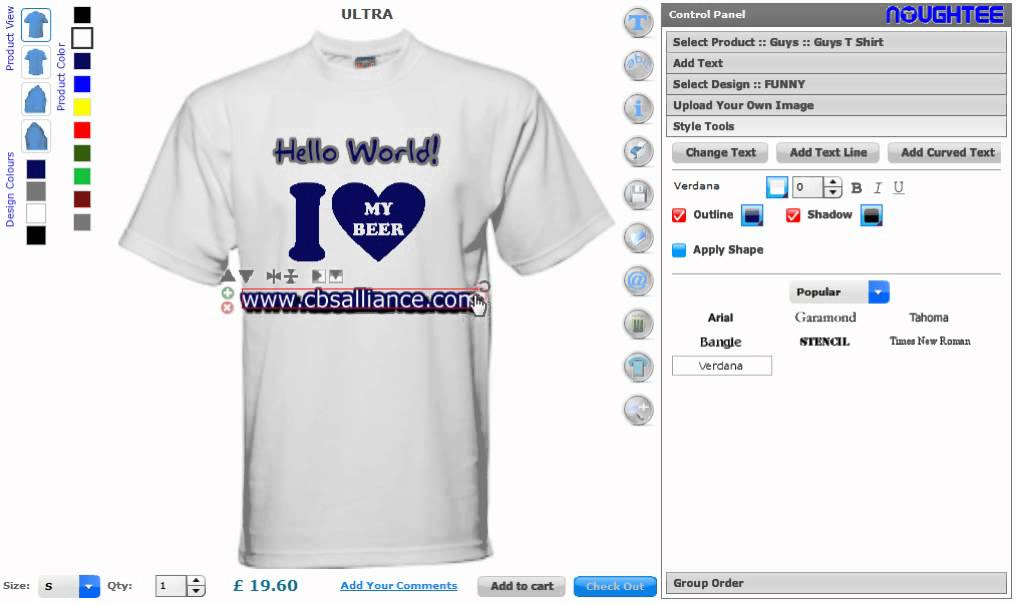T Shirt Design Software T Shirt Designing T Shirt Design