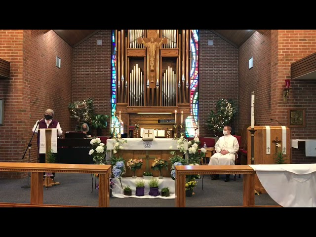 4 Easter - Holy Eucharist - 4/25/21