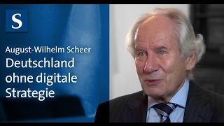 August-Wilhelm Scheer: Deutschland ohne digitale Strategie(, 2014-11-11T11:29:41.000Z)