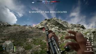 Battlefield 1 Launch MP pt15 - Italian Mountain Snipefest