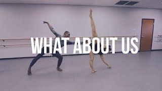 What About Us - Pink - Choreography By @lisa__prentice