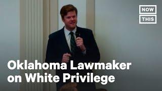 White Lawmaker Has Candid Discussion On Privilege