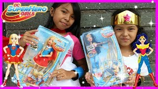 Mainan Anak Perempuan ♥ Wonder Woman Supergirl ♥ DC Super Hero Girls