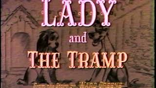 Video Opening to Lady and the Tramp 1987 VHS [True HQ redux] *read desc.* download MP3, 3GP, MP4, WEBM, AVI, FLV Oktober 2018