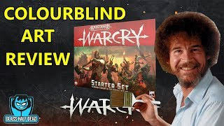 The Art of Warcry - A Blind Man's Review