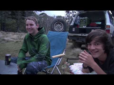 4WD Camping with the Equip Trailer Part 2