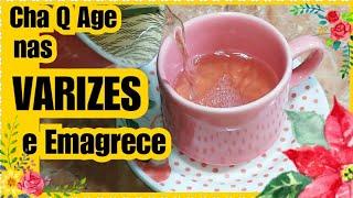 Chá Para Varizes E Emagrecimento