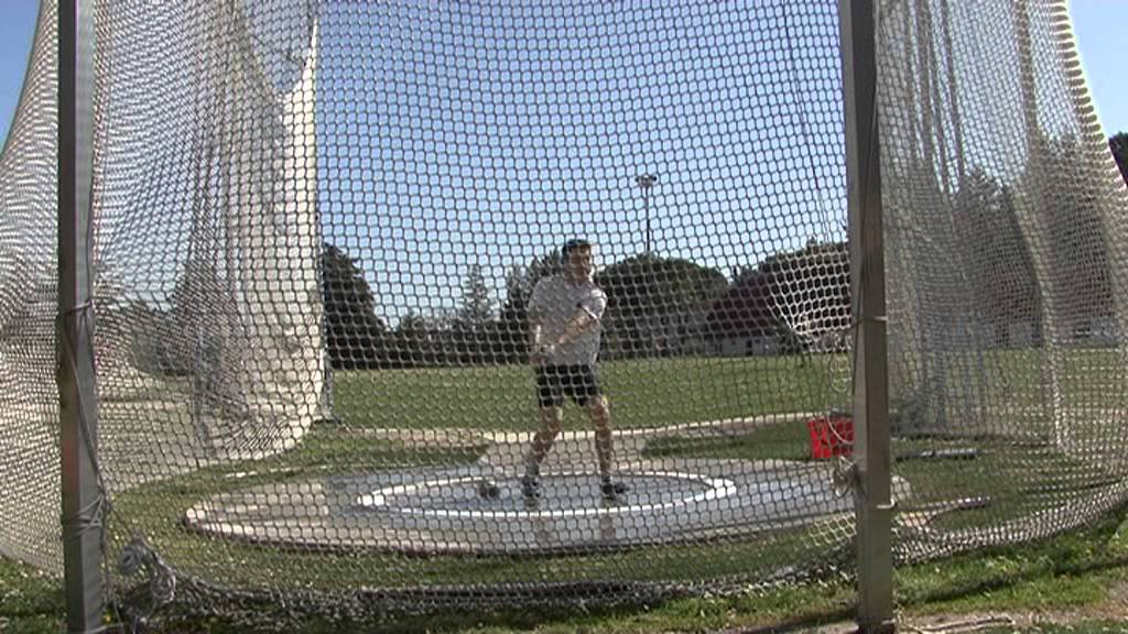 Funny Video: Violent Hammer Throw Fail