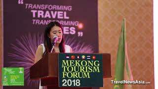 Airbnb Presentation by Mich Goh at Mekong Tourism Forum 2018