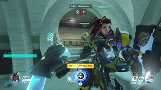 The Kings Row Hold (Sym/Mercy Gameplay)