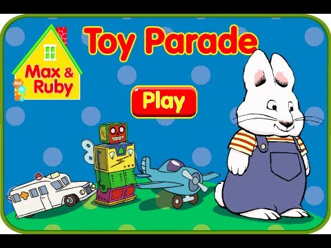 max and ruby toy parade mp3 song download