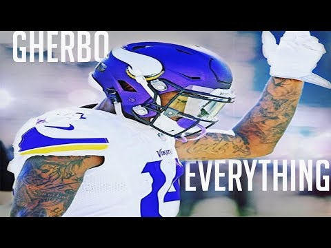"""Stefon Diggs Highlights """"GHERBO Everything Feat  Lil Uzi Vert And Chance The Rapper"""""""