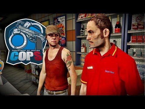 DOJ #41 [CIV] | CHIP'S NEW JOB | GTA 5 Roleplay