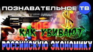 Как убивают российскую экономику (Познавательное ТВ, Валентин Катасонов)