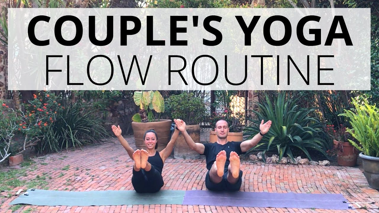 Couple S Yoga For Beginners And Partner Yoga Benefits 2 Is Nuts