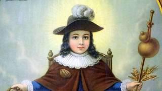El origen del Santo Niño de Atocha