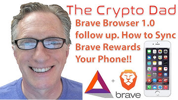 Sync Your Brave Browser BAT Rewards Across Your Devices. Earn BAT Rewards on Your Phone!