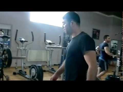 Shabran Trenajor Zalı #3