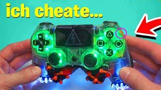 I bought an AIMBOT CONTROLLER for Fortnite 😱🎮