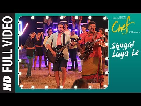 Full Video: Shugal Laga Le Song | Chef | Saif Ali Khan | Raghu Dixit | T-Series