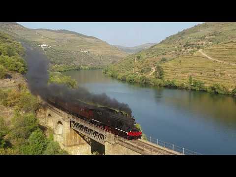 Comboio n.º 20812 (Comboio Histórico 2017) - Vilarinho de Cotas
