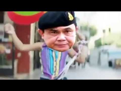 Happy — featuring General Prayuth Chan-ocha