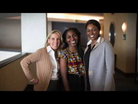 "Tsitsi Masiyiwa's interview with BBC World: ""The Conversation"""