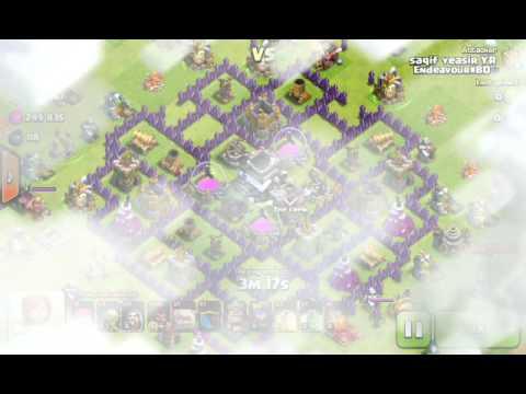 Clash of clans queen glitch 2016