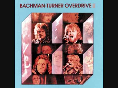 Give it Time - Bachman Turner Overdrive