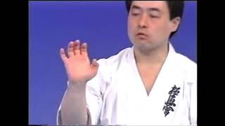 Kyokushin 101:  Parts of the Body
