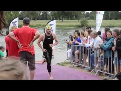 Triathlon de Villevêque 2016