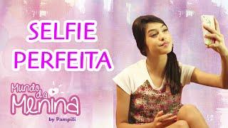 Como fazer uma selfie perfeita com a Fernanda Concon ❤ Mundo da Menina