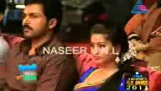 Ujala Asianet Film Award 2011 Part 1 HQ @ MalluParadise.com
