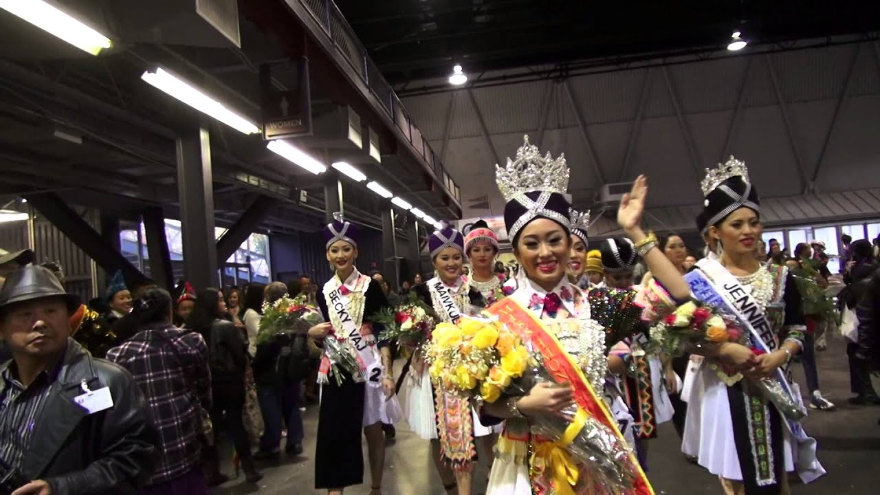 Largest U.S. Hmong New Year Celebration Kicks Off in ... |Hmong New Year