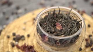 видео Ароматизированный чай