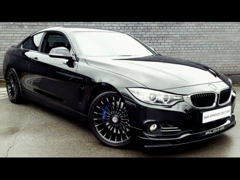 Exclusive luxury. Nick shows you round this gorgeous BMW ALPINA D4 BiTurbo that we have in stock at Halliwell Jones Warrington BMW.