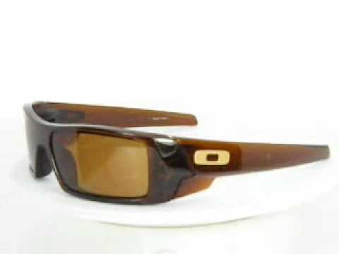 e0ddd835715 Oakley Sunglasses Gascan 03472 Polished Rootbeer Bronze.WMV - YouTube