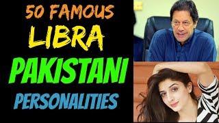 Famous Libra Personalities in Pakistan - Libra daily horoscope in Urdu