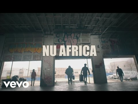 CyHi The Prynce - Nu Africa (Album Version) ft. Ernestine Johnson