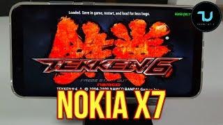 Nokia X7 PPSSPP test/PSP Games/Snapdragon 710/Nokia 8.1 Plus Gameplay