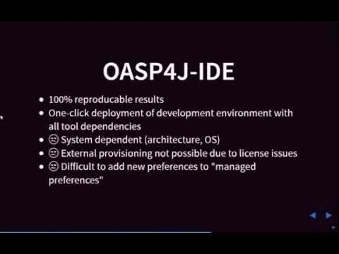 Oomph / oasp4j-ide IDE provisioning - Tackling the challenges of software engineers' daily work!