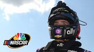 Jimmie Johnson feeling the pressure for Hendrick Motorsports (FULL INTERVIEW) | Motorsports on NBC