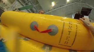 Sea Survival Pool Drills