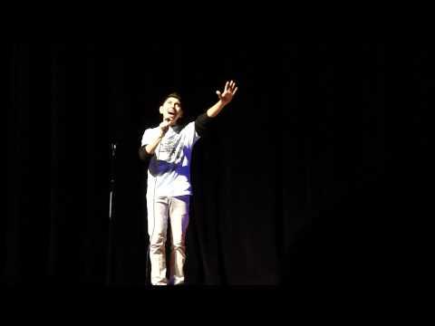 Kerr Talent Show 2010 (Daniel Rosales)