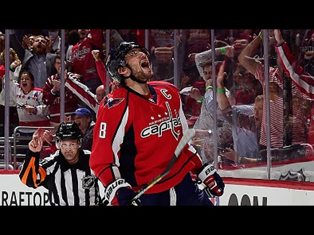 Ovechkin beats Lehtonen to become leading Russian goal-scorer