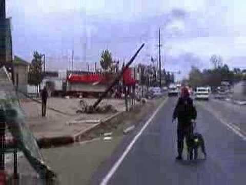 F3 Tornado Hits Nappanee