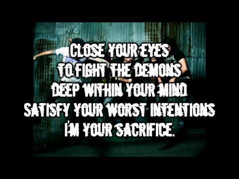 Silverstein - Sacrifice (w/Lyrics)